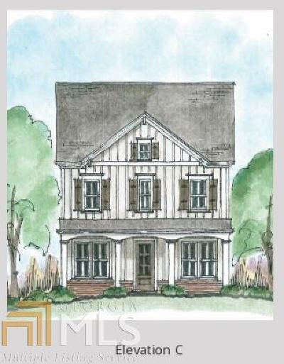 Smyrna Single Family Home For Sale: 2475 Davis Dr
