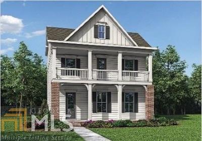 Smyrna Single Family Home For Sale: 1383 Pierce Ave