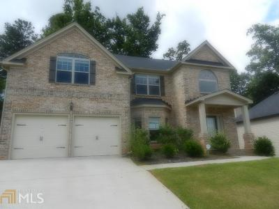 Lithonia Single Family Home Under Contract: 4905 Shire Dr