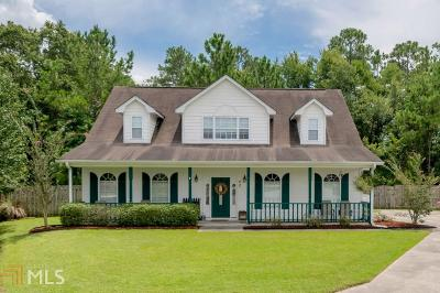 St. Marys Single Family Home For Sale: 92 Mollies Ct