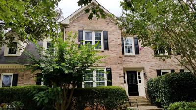 Snellville Single Family Home For Sale: 1613 Stonegate