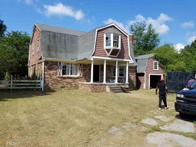 Oxford Single Family Home For Sale: 155 Ashford Farms