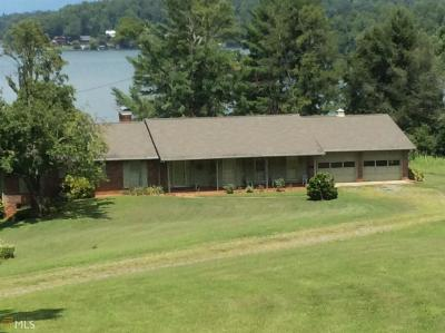 Hiawassee Single Family Home Under Contract: 789 Bell Creek Rd