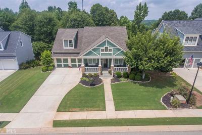 Hoschton Single Family Home For Sale: 5915 Peacock Ln