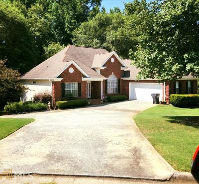 Conyers Single Family Home Under Contract: 1535 Devonshire Way