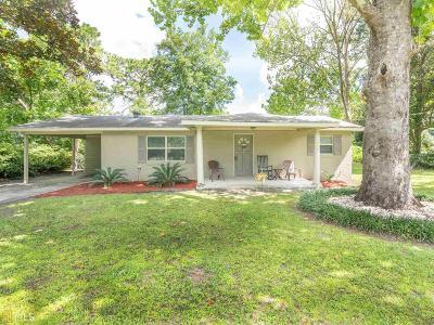 St. Marys Single Family Home For Sale: 111 Davis St