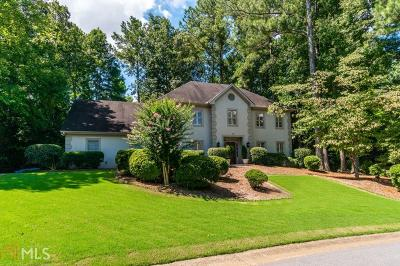 Kennesaw Single Family Home Under Contract: 177 Lakeside Dr