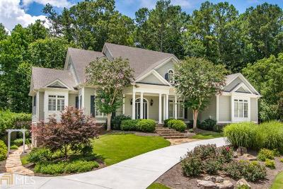 Marietta Single Family Home For Sale: 801 Parkside Trl
