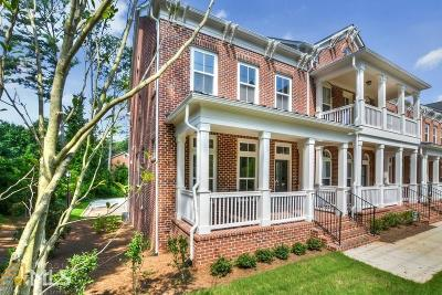 Decatur Condo/Townhouse New: 613 Brennan Dr #1