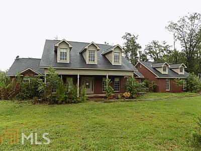 Hamilton Single Family Home New: 1309 Kings Gap Rd