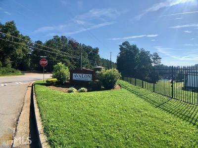 Douglasville Condo/Townhouse Under Contract: 7712 Autry Cir #622