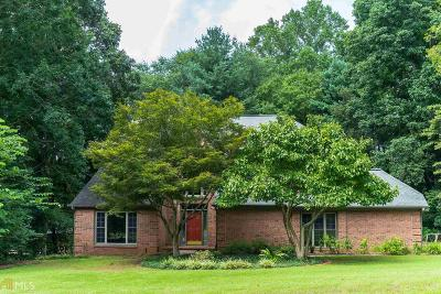 Johns Creek Single Family Home Under Contract: 10420 Forest Bridge