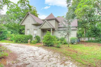Mansfield Single Family Home Under Contract: 3583 W Second Ave