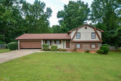 Conyers Single Family Home Under Contract: 1115 Louise