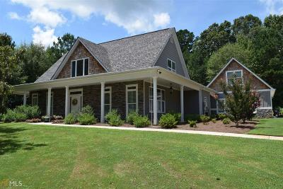 Williamson Single Family Home Under Contract: 595 Ashley Glen Dr