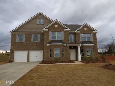 Hoschton Single Family Home For Sale: 5210 Woodland View Cir