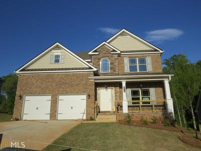 Hoschton Single Family Home For Sale: 1469 Pond Overlook Dr