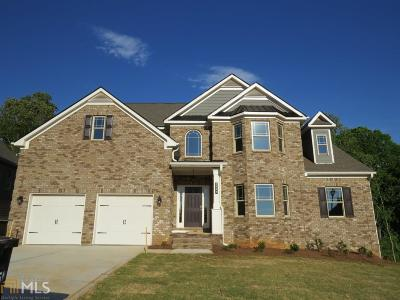 Hoschton Single Family Home For Sale: 1449 Pond Overlook Dr