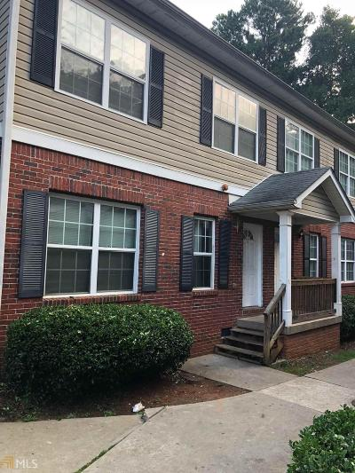 Marietta Condo/Townhouse Under Contract: 1651 Massachusetts Ave #17