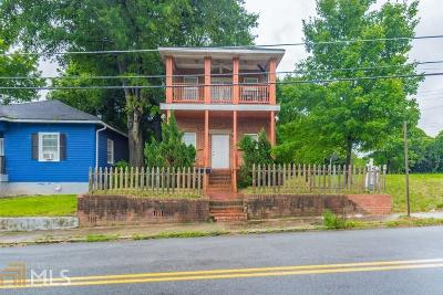 Peoplestown Single Family Home Under Contract: 66 Weyman Ave