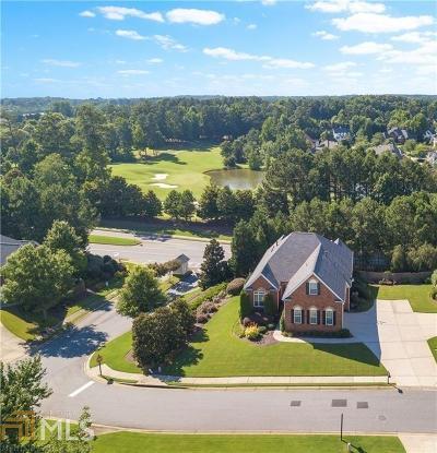 Suwanee Single Family Home Under Contract: 5215 Villa Lake Ct