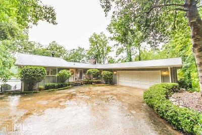 Conyers Single Family Home For Sale: 5225 E Shore Dr