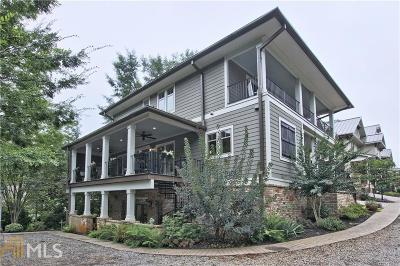 Roswell Single Family Home For Sale: 140 Weatherford Pl