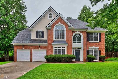Newnan Single Family Home Under Contract: 62 Briar Grove