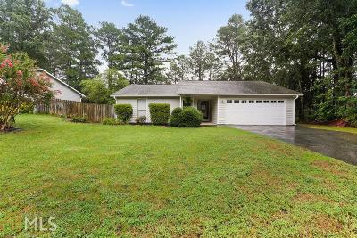 Roswell Single Family Home For Sale: 140 Creekmont Way