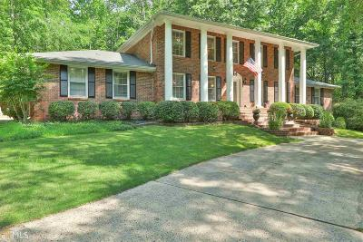 Peachtree City Single Family Home Under Contract: 109 Rolling Green