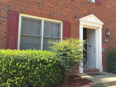 Norcross Condo/Townhouse For Sale: 5581 Executive Way
