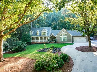 Roswell Single Family Home For Sale: 255 Spring Creek Rd