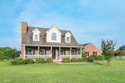 McDonough Single Family Home Under Contract: 136 Russell Dr