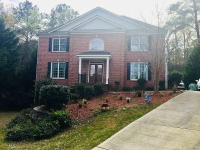 Lilburn Single Family Home For Sale: 1625 Pucketts Dr
