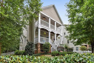 Smyrna Single Family Home Under Contract: 1538 Walker St