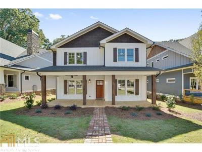 Decatur Single Family Home New: 156 Maediris Dr