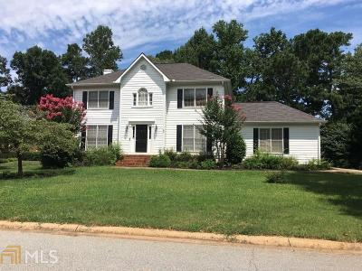 Snellville Single Family Home For Sale: 2537 Bent Oak Trl