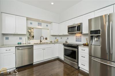 The Oaks At Buckhead Condo/Townhouse Under Contract: 3475 Oak Valley Rd #130