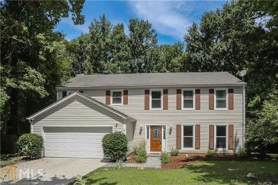 Roswell Single Family Home New: 295 Crab Orchard Way
