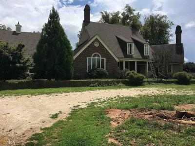Rutledge Single Family Home For Sale: 1850 Newborn Rd
