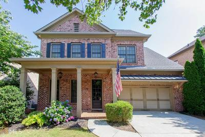 Smyrna Single Family Home Under Contract: 2150 Cheyanne Dr