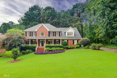 Snellville Single Family Home Under Contract: 1846 Vintage Dr