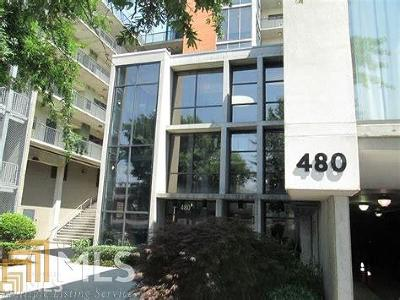 Tribute Lofts Condo/Townhouse New: 480 NE John Wesley Dobbs Ave #406