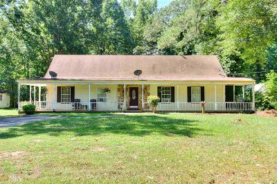 Conyers Single Family Home Under Contract: 833 Virginia Ct