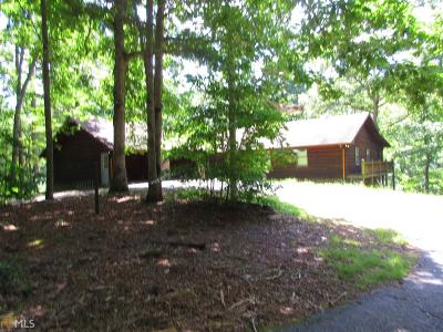 Blairsville Single Family Home For Sale: 319 Queen Cove Rd