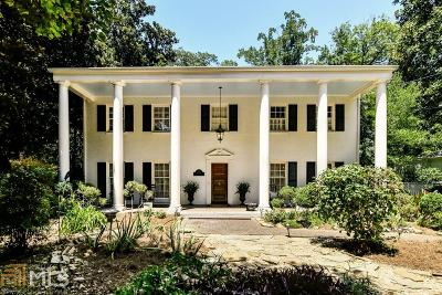 Brookwood Hills Single Family Home For Sale: 272 Camden Rd