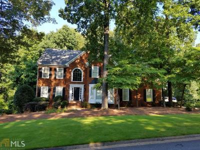 Kennesaw Single Family Home For Sale: 3928 Halisport Dr