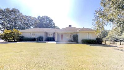 Griffin Single Family Home For Sale: 826 County Line Rd