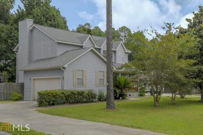 St. Marys Single Family Home For Sale: 39 Avants Ct