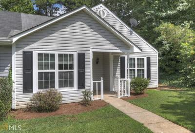 Woodstock Condo/Townhouse Under Contract: 5105 Hill Farm Dr